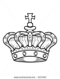 Resultado De Imagem Para Tattoo Crown Corona Dibujo Tatuaje De