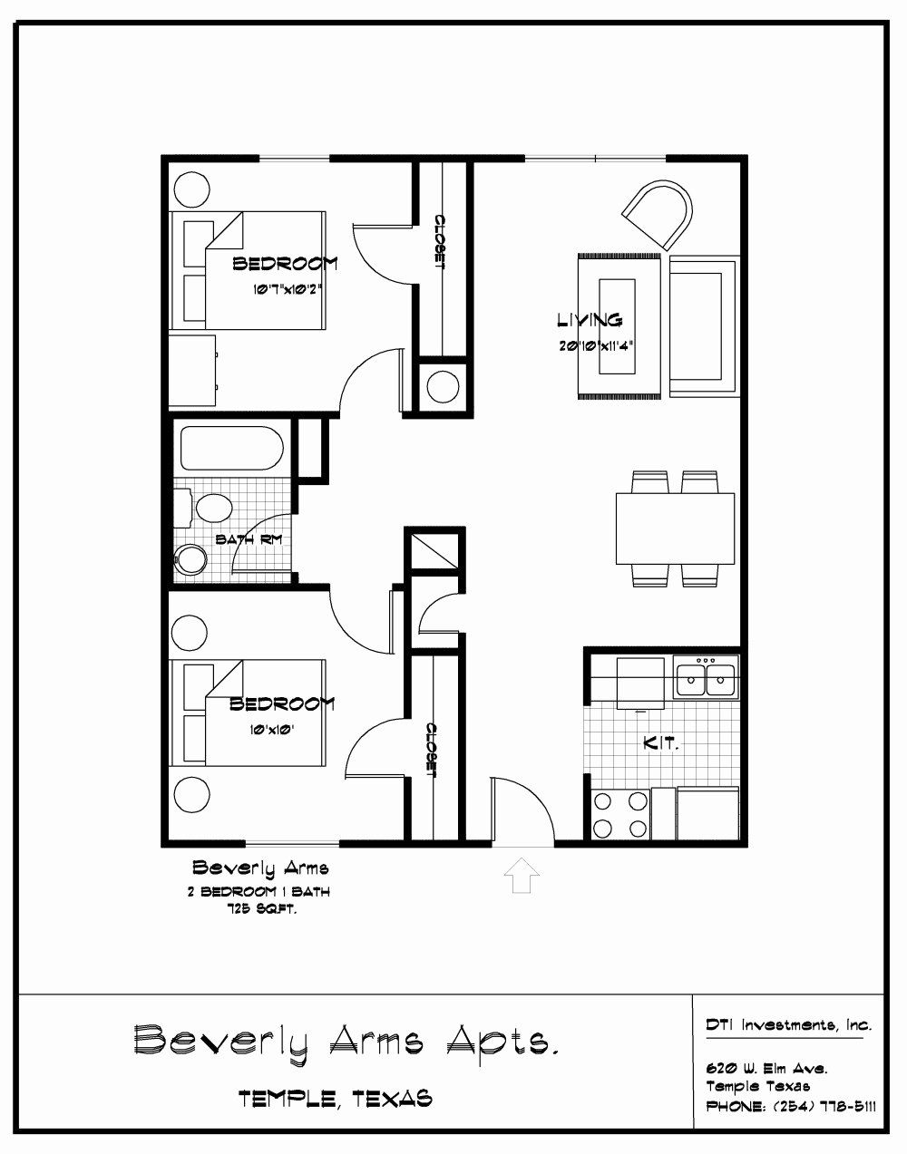 Basic Ranch House Plans Lovely Bedroom Floor Plan Dimensions House Plans Lovely Apartm Bedroom House Plans 2 Bedroom Apartment Floor Plan Small Apartment Plans