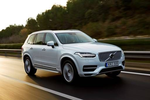 volvo's seven-seater has something special | independent motoring