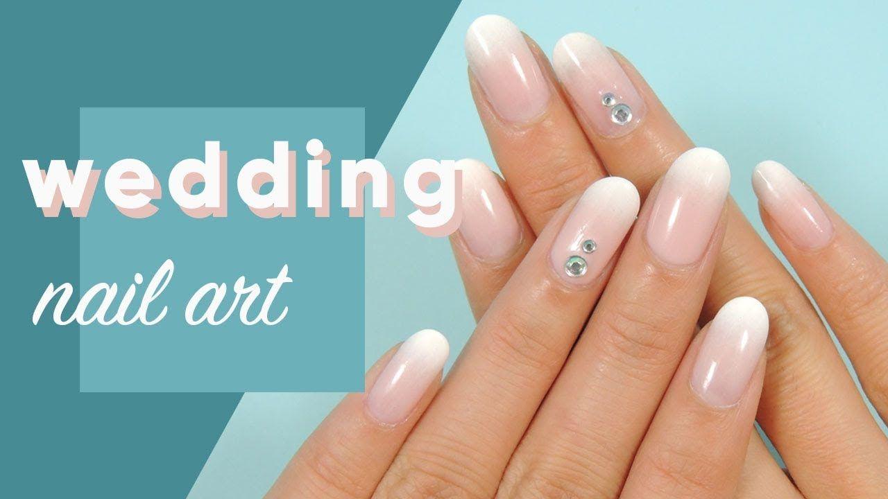 Easy Wedding Nail Art Ipsy Nailed It Nail Designs Tutorials