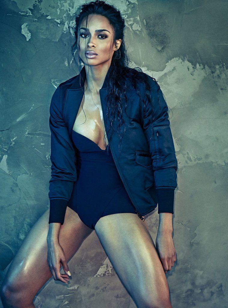 Ciara for Shape, September 2015