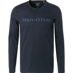 Photo of Marc O & # 39; Polo Herren Longsleeve, Regular Fit, Bio-Baumwolle, Marineblau Marc O & # 39; PoloMarc O & # 39; Pol