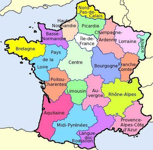 Provincies Frankrijk Google Zoeken Reizen Frankrijk Frankrijk