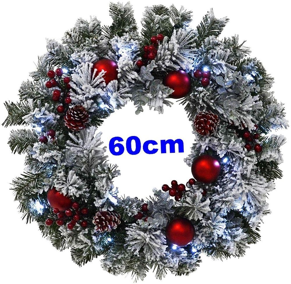 43++ Giant outdoor christmas wreath information