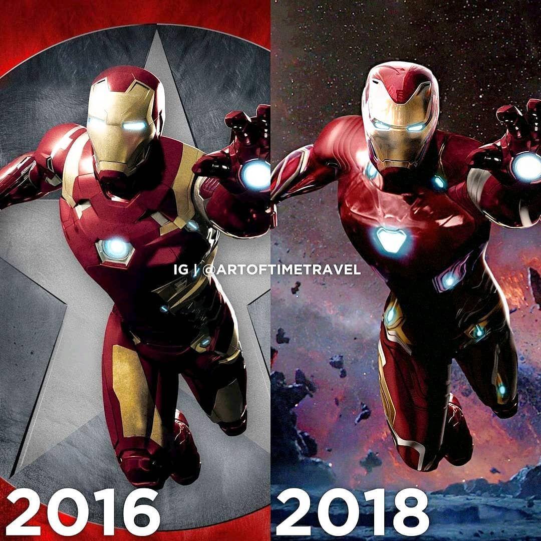 Pin De Minor Loria En Iron Man Con Imagenes Arte De Marvel