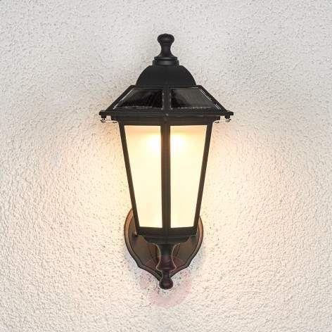 Solar LED utevegglampe Kristin Solcellelamper 9955023 22