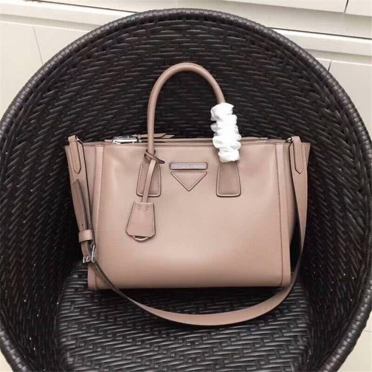 b90ddf79b9998f Prada concept calf leather bag 1BA183 Grey | Luxury Handbags | Bags ...