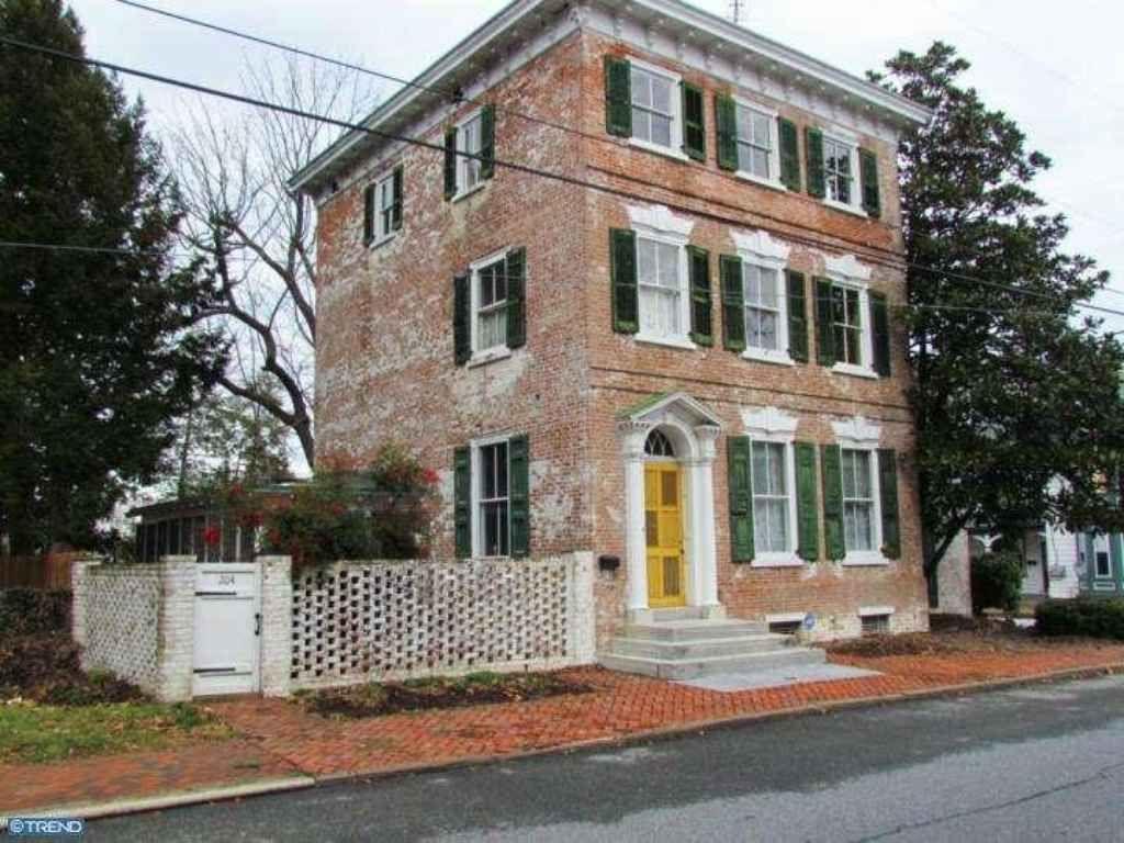 C 1790 Federal 204 W Mount Vernon St Smyrna De Fabulous