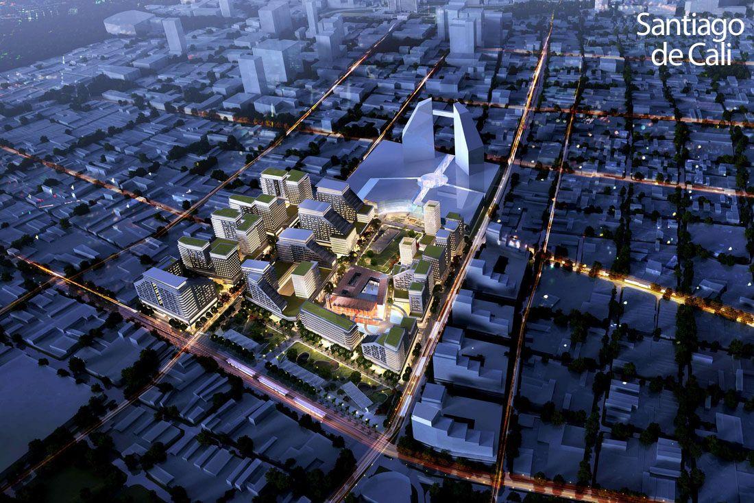 proyecto renovación del Centro de #Cali