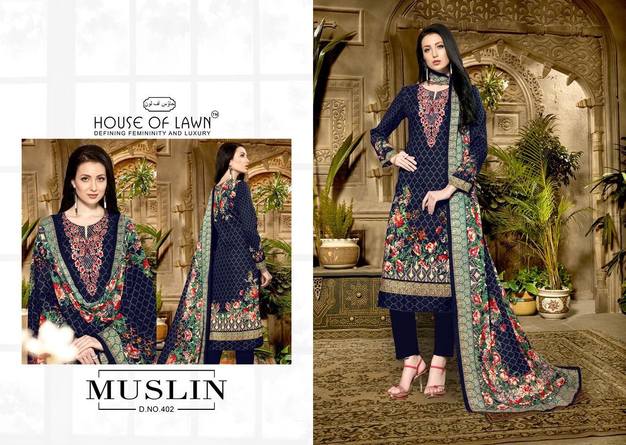 9855ca7b26 Mumtaz Arts Muslin V-4 Jam Silk Collections Karachi Suits ( 9 pc catalog)