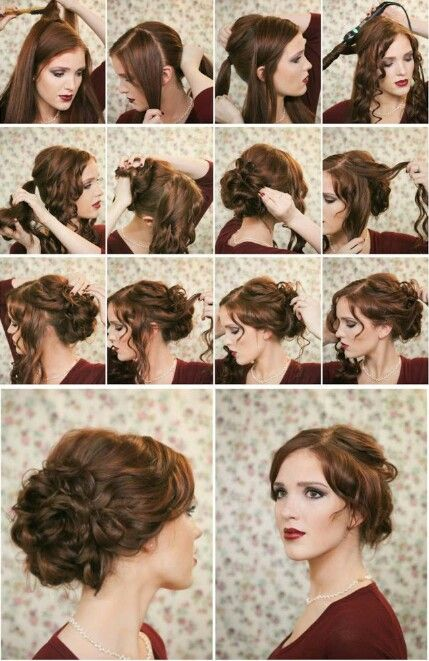Pin By Consuelo Berrones On Hairstyles Pinterest Hair Styles