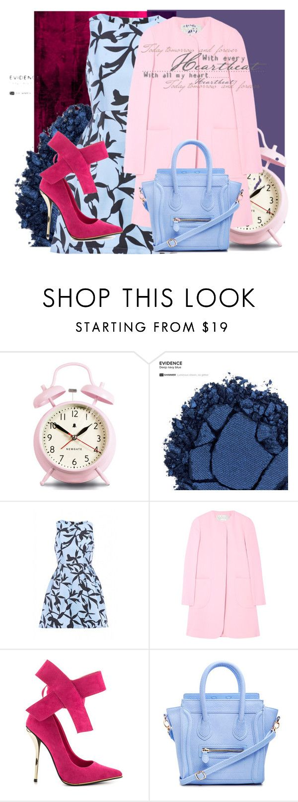"""""""simple melody"""" by iubescvara ❤ liked on Polyvore featuring Newgate, Urban Decay, AX Paris, Privileged and DailyLook"""