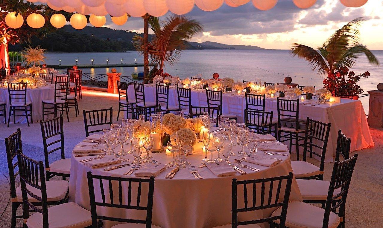 Jamaica Weddings Destination Weddings Jamaica Round