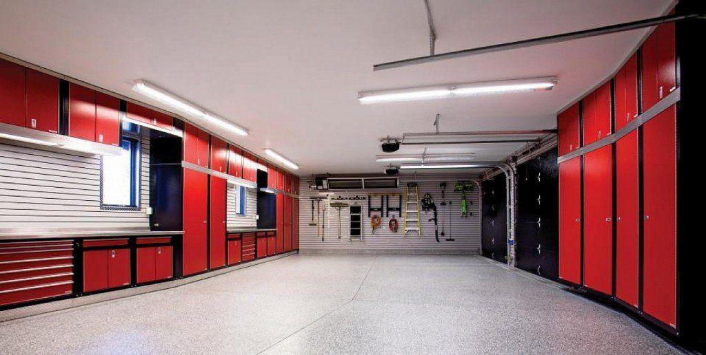 25-garage-design-ideas-5.jpg (1024×516)   Garage Ideas   Pinterest ...