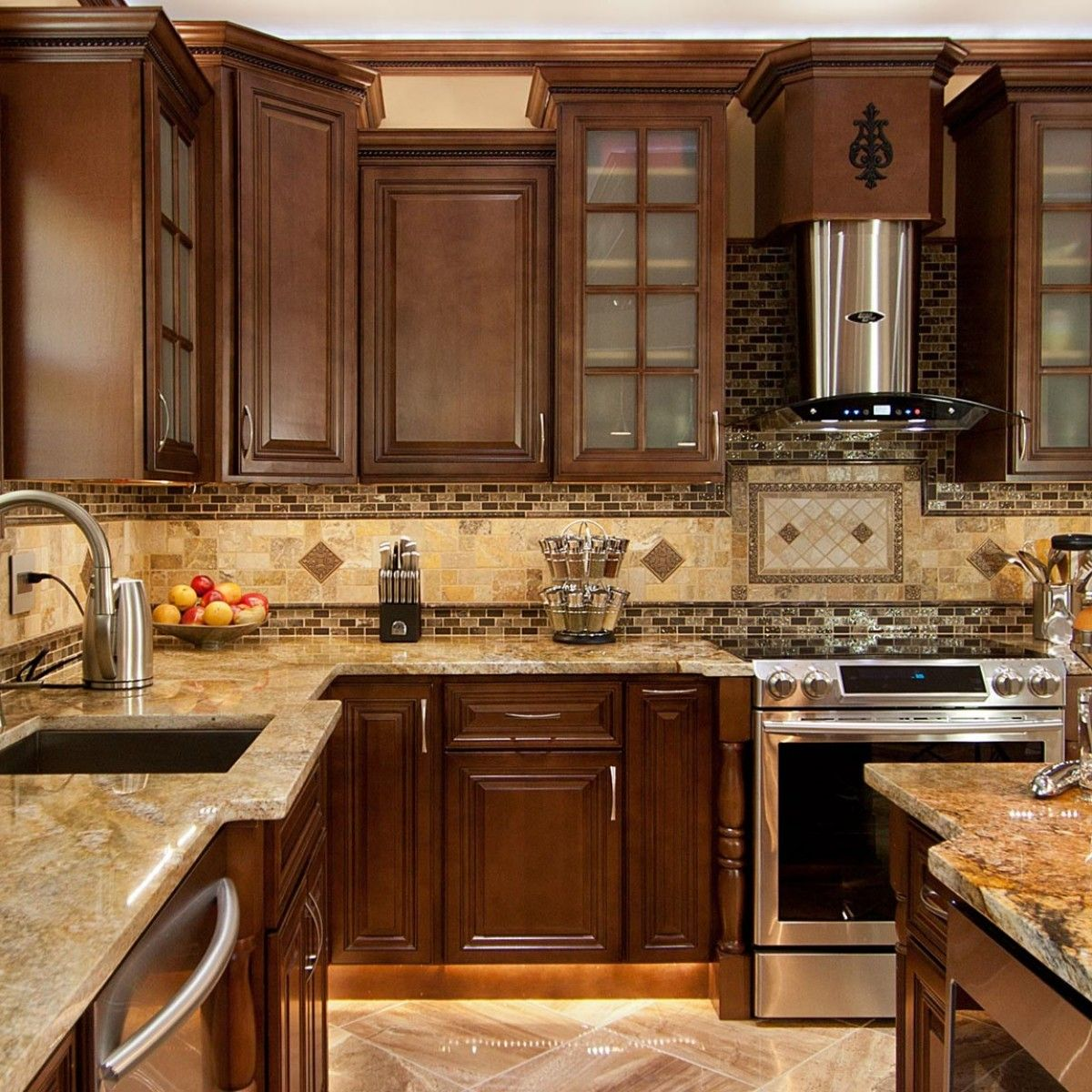 Geneva All Wood Kitchen Cabinets Collection New Kitchen Cabinets Online Kitchen Cabinets Tuscan Kitchen