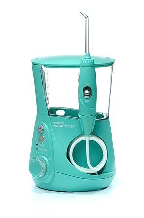 Teal Aquarius Professional Water Flosser Designer Series Wp 676 Water Flosser Flosser Dental Hygiene