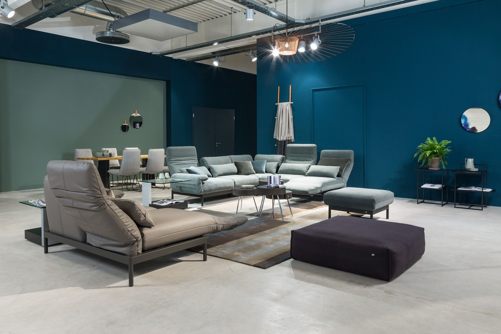 Rolf Benz Plura One Sofa With Many Faces For Your Living Room
