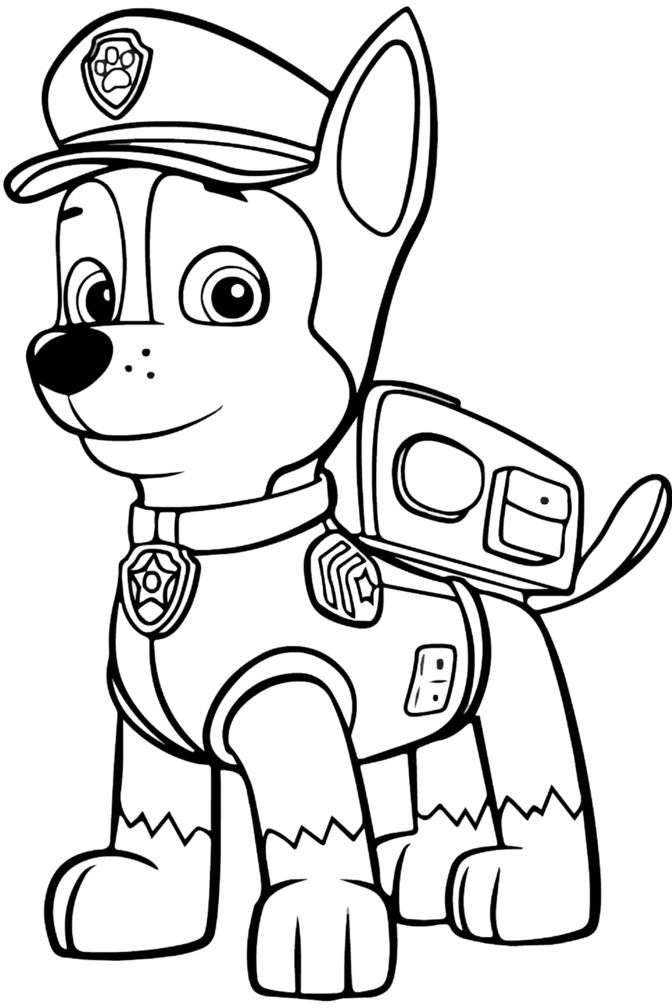 50 Paw Patrol Coloring Pages For Kids Paw Patrol Coloring Pages Paw Patrol Coloring Paw Patrol Printables