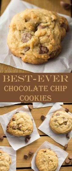 Treat Your Family to the Best-Ever Easy Chocolate Chip Cookies