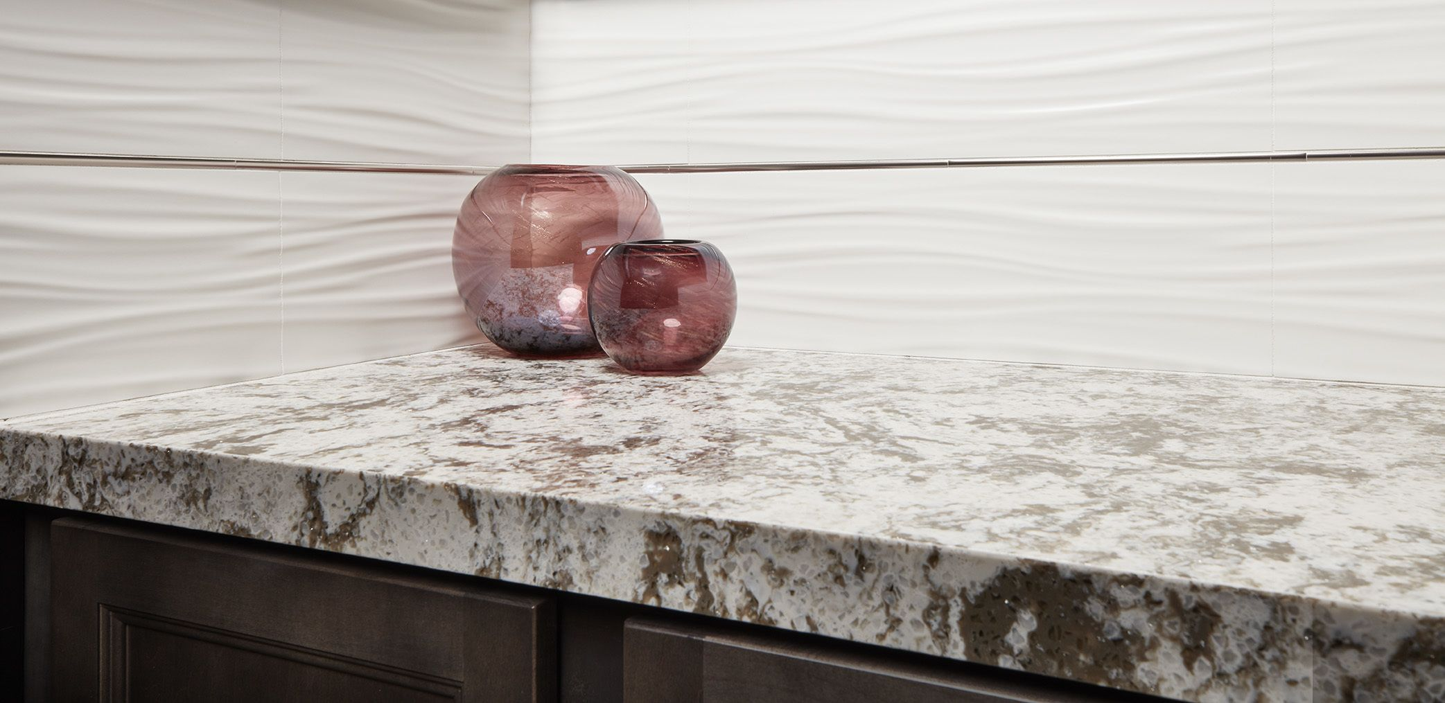 Anchorage Quartz Is Inspired By Our Alaska Granite Slab. This Quartz Has  Beautiful Coloring,