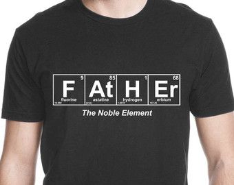 Father gift father shirt gift for dad periodic table funny father gift father shirt gift for dad periodic table funny urtaz Images