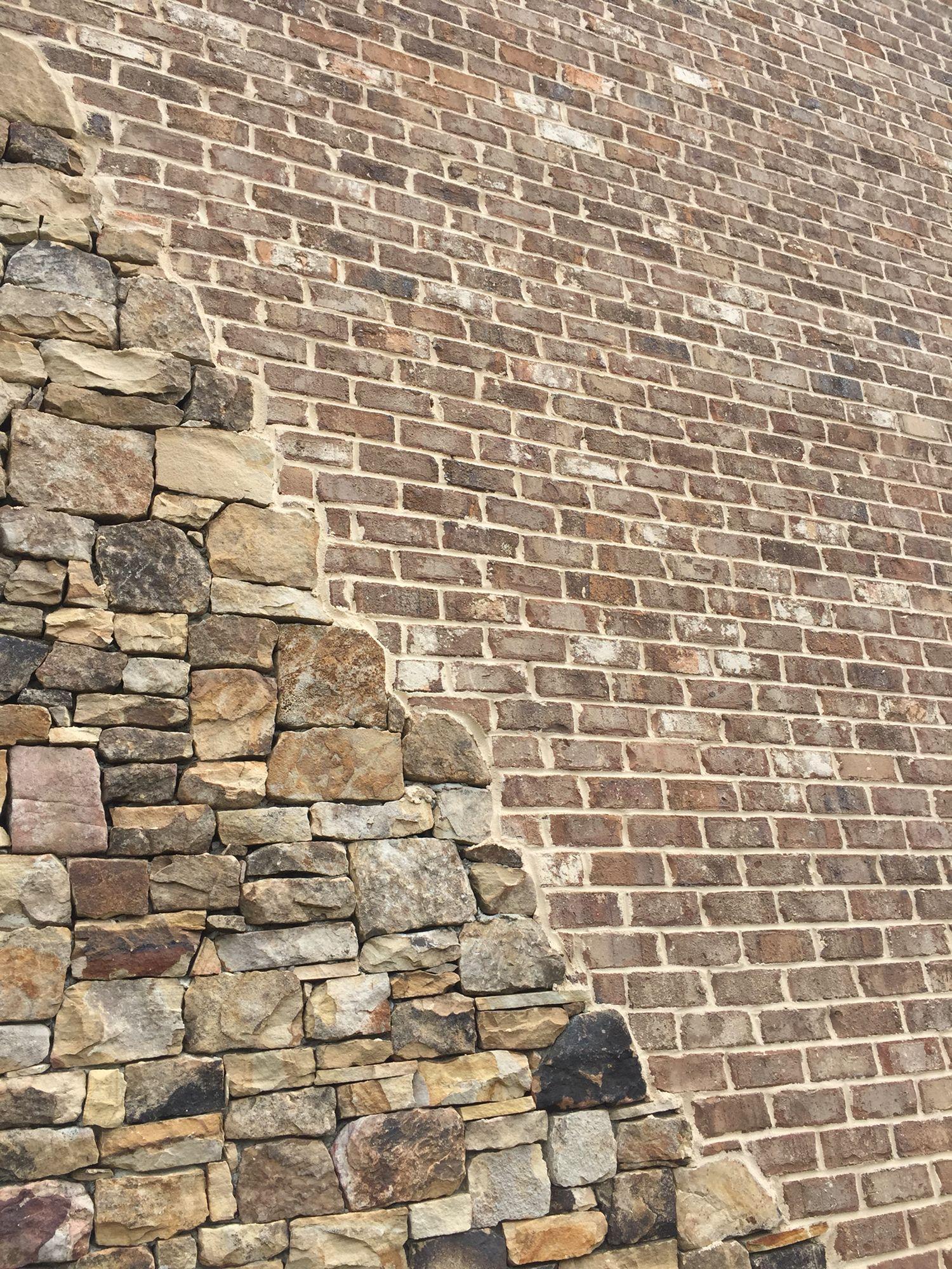 Brick Kiawah Mortar Ivory Brick Close Ups I 2019