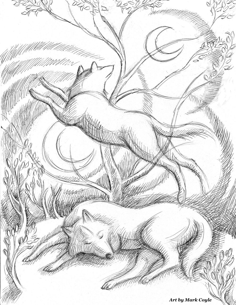 Free Coloring Page By Mark Coyle Of Dragon World