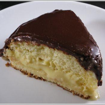 Boston Cream Pie — Joy Of Cooking