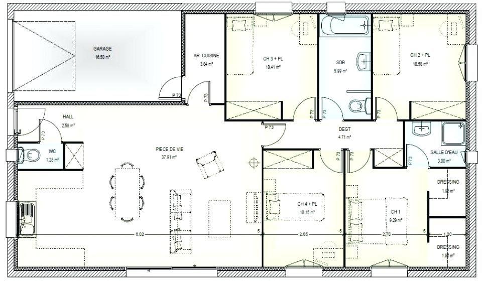 Réalisez votre plan pour permis de construire maison individuelle - faire sa maison en 3d