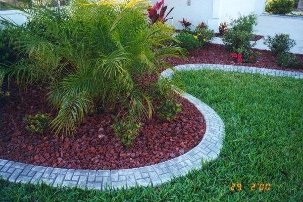 Como hacer jardines con piedras dise o de interiores for Piedras para jardin