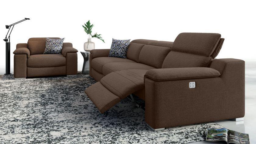 Macello 3 Sitzer Sofa Xxl Home Decor Recliner Chair Sofa