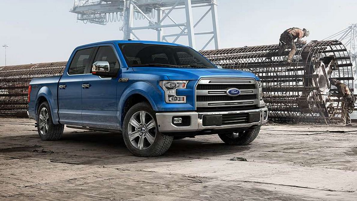 The 11 different 2015 ford f150 colors have been announced the aluminum