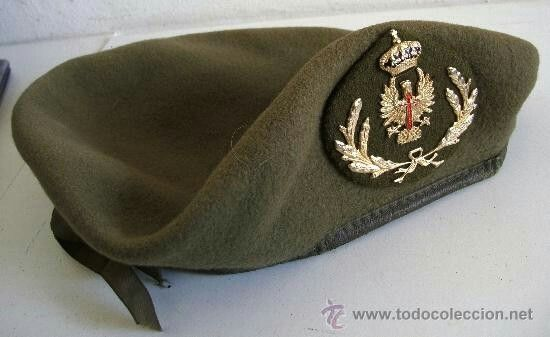 d2f7984d6fd19 Spanish army Military Beret