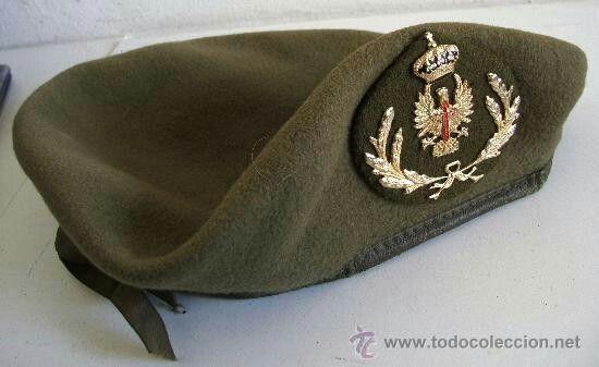 7c708c6ceac2d Spanish army Military Beret