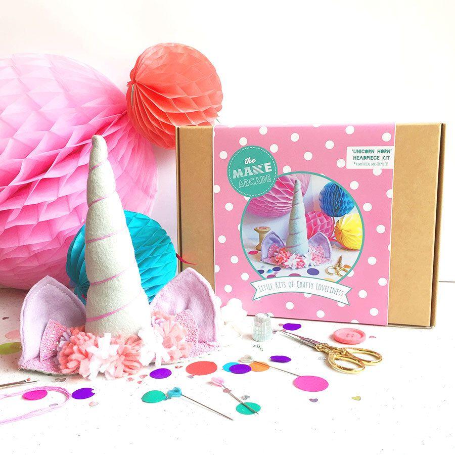 34+ Unicorn headband craft kit information