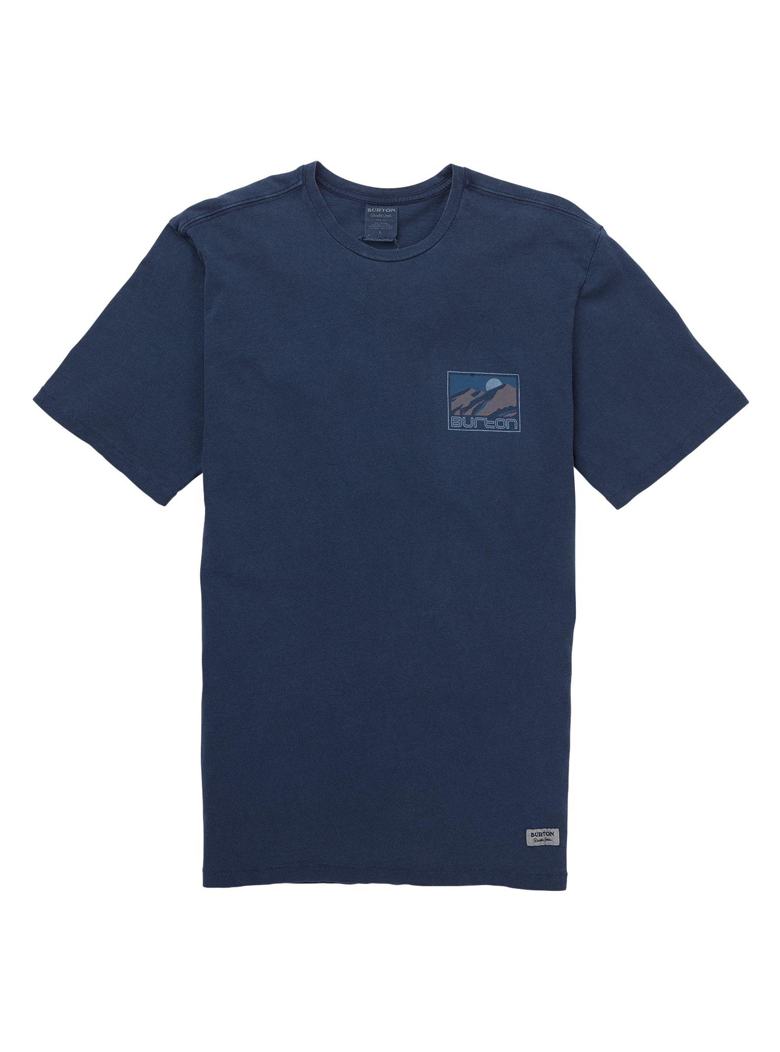 Burton Mens Sled Runner Short Sleeve T-Shirt