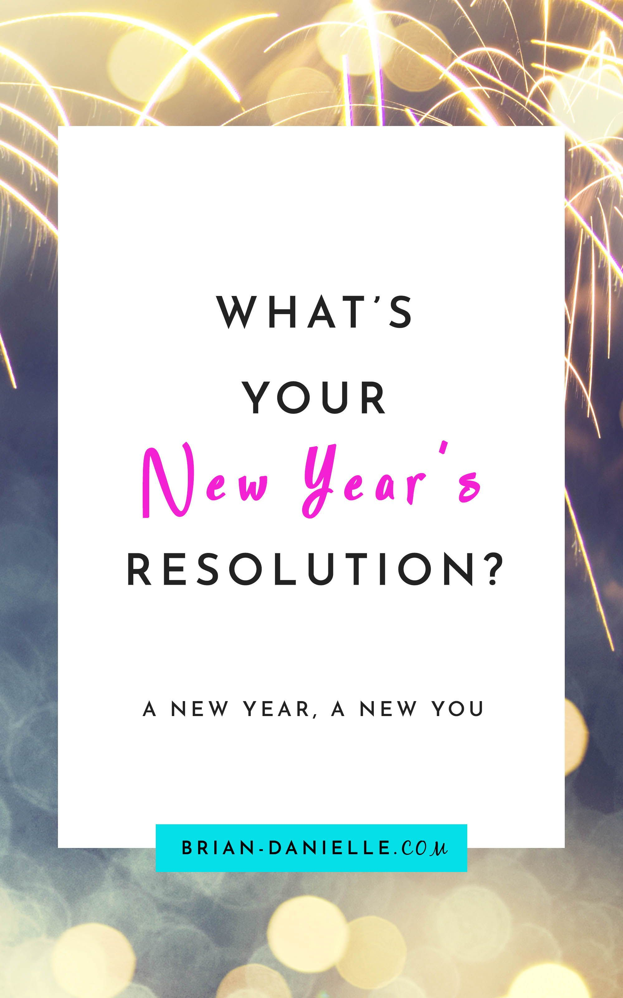 Why New Year's Resolutions Fail Self improvement tips