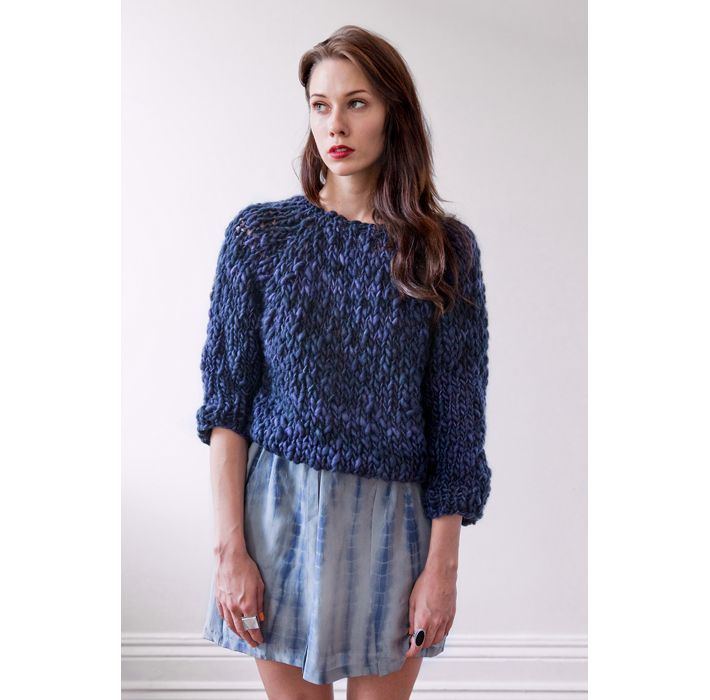 Good Night, Day | Knitwear | Hand-Knits | Tara-Lynn Morrison