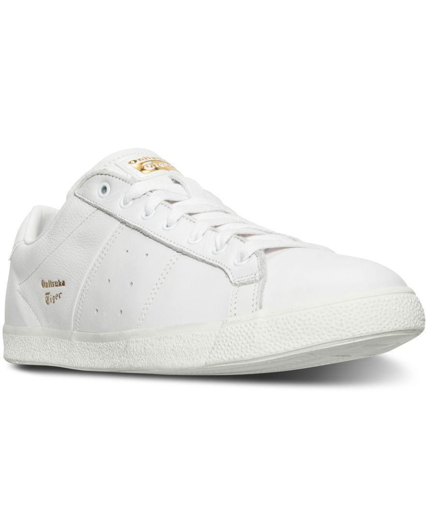 Asics Men's Onitsuka Tiger Lawnship Casual Sneakers from Finish Line