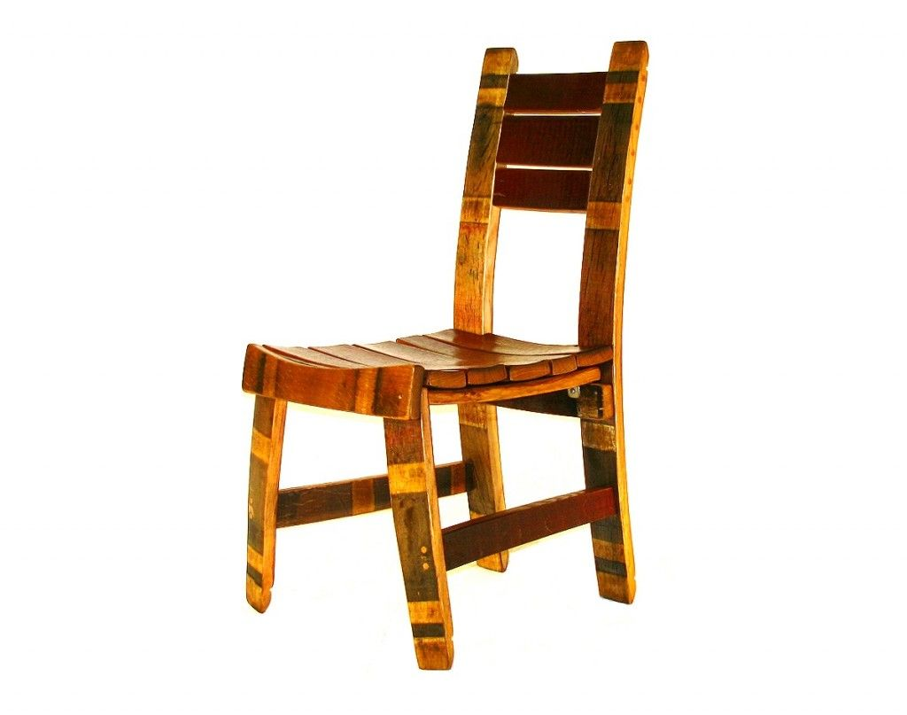 Wine Barrel Dining Chairs Hungarian Workshop Wine Barrel