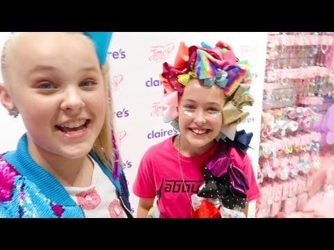 Jojo siwa manchester meet and greet at claires claires youtube jojo siwa manchester meet and greet at claires claires youtube m4hsunfo