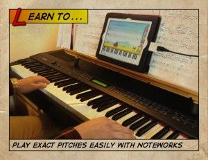 Review of the NoteWorks app by Reuben Vincent.