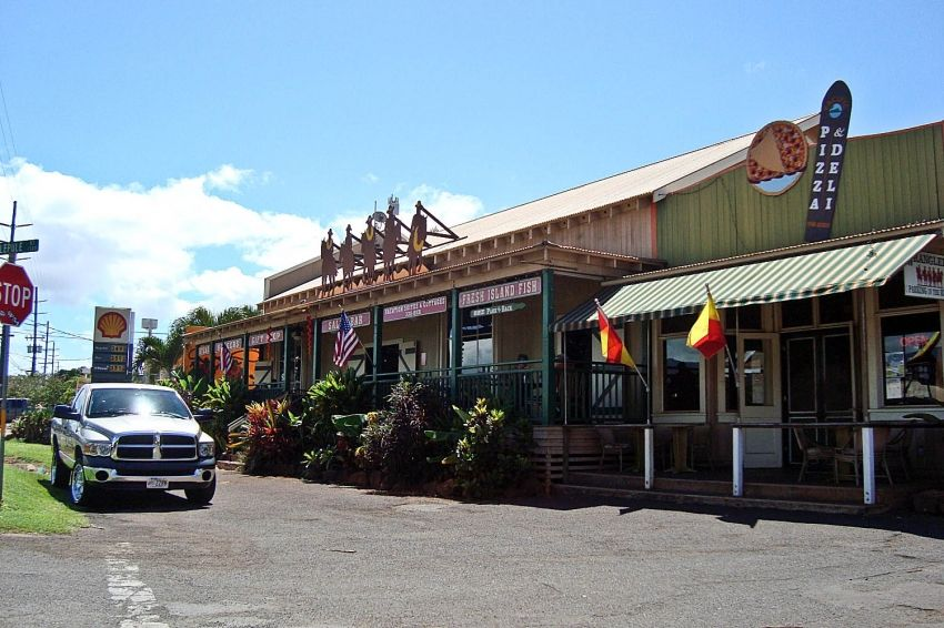 Wranglers Steakhouse Waimea Kauai Hawaii Places Ive Been