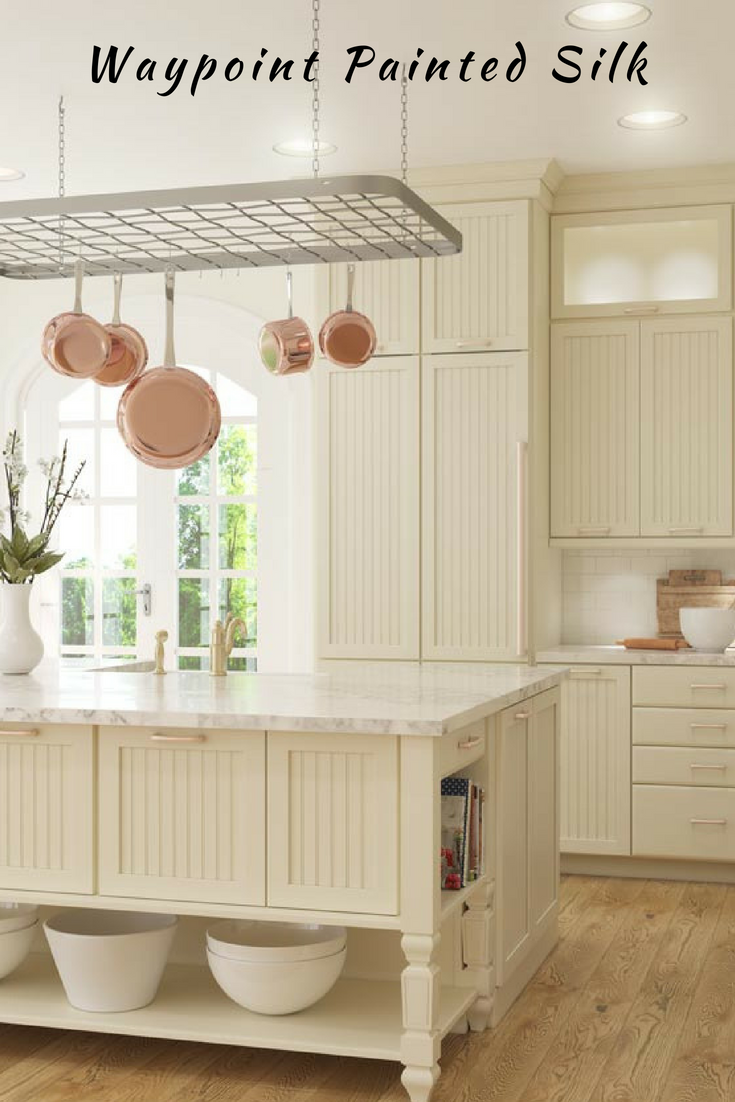 Why Waypoint Cabinets Are Fan Favorites Modern Farmhouse Kitchens Modern Farmhouse Farmhouse Kitchen