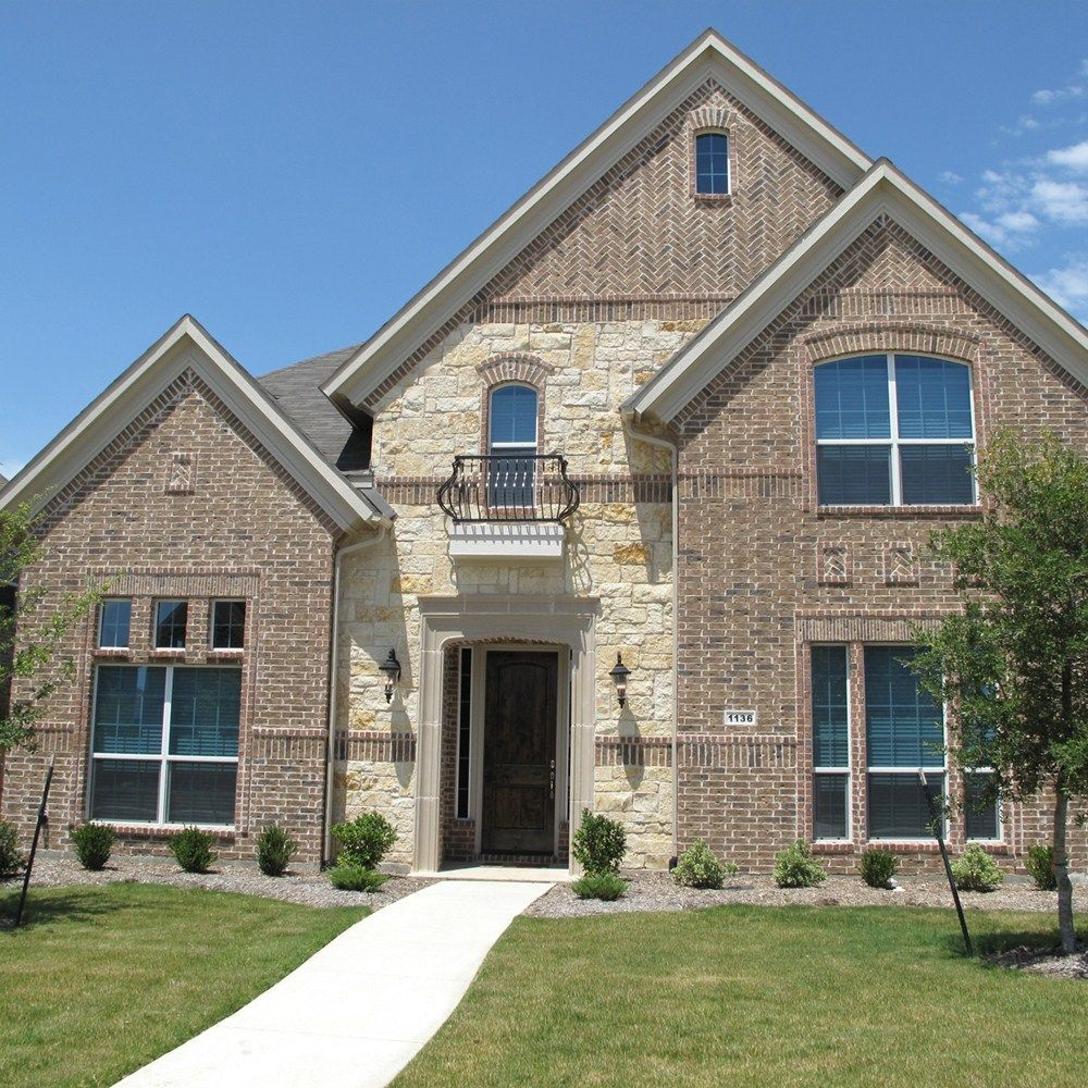Inspiration Bricks Boral Usa Stone Exterior Houses Brick Texas Style Homes