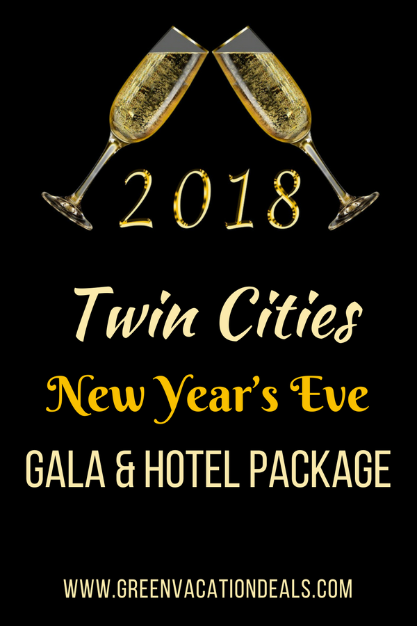 Twin Cities New Year S Eve Gala Hotel Package Hotel Packages