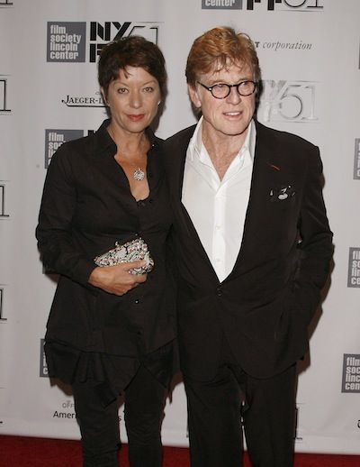 Robert Redford S Wife Picture Go Back Gallery For Sibylle