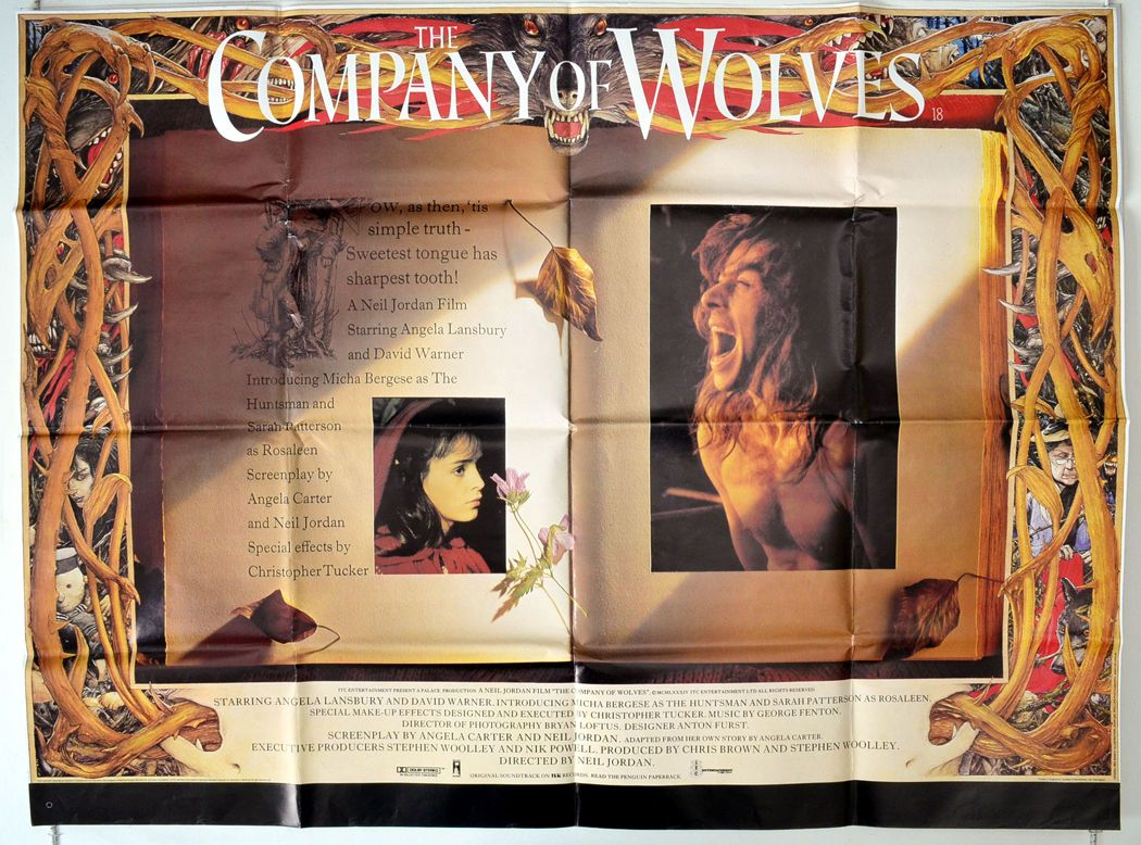 Company of Wolves - Quad -Poster