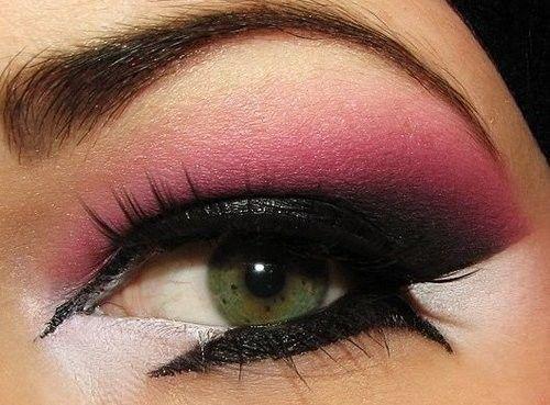 line make-up