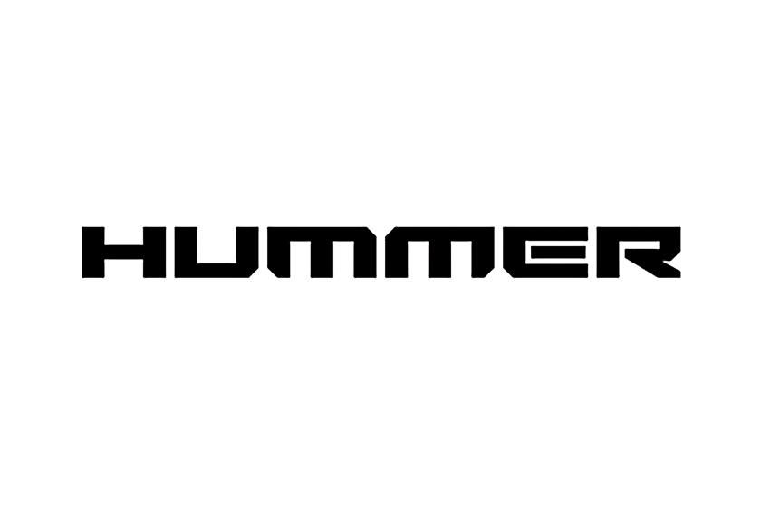 This Is What The 2022 Hummer Ev S Logo Looks Like Top Speed In